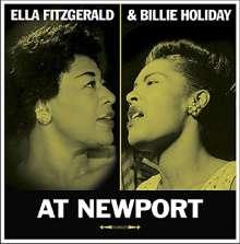 Ella Fitzgerald & Billie Holiday: At Newport (180g), LP