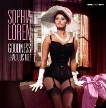 Sophia Loren: Goodness Gracious Me! (180g) (Red Vinyl), LP
