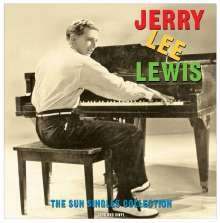 Jerry Lee Lewis: The Sun Singles Collection (180g) (Red Vinyl), LP