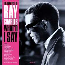 Ray Charles: What'd I Say (180g) (Pink Vinyl), LP
