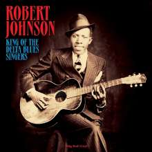Robert Johnson: King Of The Delta Blues Singers (180g) (Red Vinyl), LP