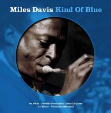 Miles Davis (1926-1991): Kind Of Blue (180g) (Picture Disc), LP
