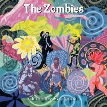 The Zombies: Odessey & Oracle (180g) (Picture Disc), LP