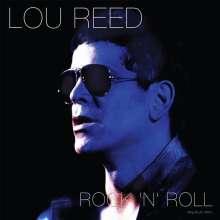 Lou Reed: Rock 'N' Roll (180g) (Blue Vinyl), LP