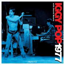 Iggy Pop: 1977 (180g) (Red Vinyl), LP