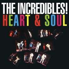 Incredibles: Heart & Soul (180g), LP