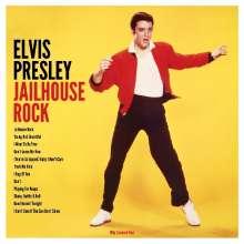 Elvis Presley (1935-1977): Jailhouse Rock (180g) (Yellow Vinyl), LP