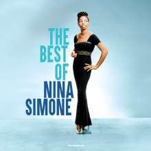 Nina Simone (1933-2003): The Best Of (180g) (Colored Vinyl), LP