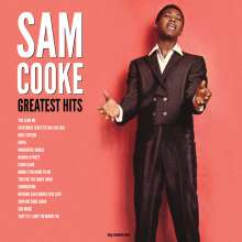 Sam Cooke: Greatest Hits (180g) (Colored Vinyl), LP