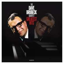Dave Brubeck (1920-2012): Greatest Hits (180g) (Colored Vinyl), LP