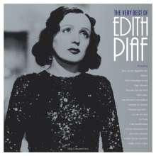 Edith Piaf (1915-1963): The Very Best Of (180g) (Translucent Vinyl), LP