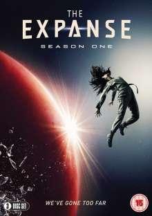The Expanse Season 1 (UK Import), 3 DVDs