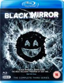 Black Mirror Season 3 (Blu-ray) (UK Import), 2 Blu-ray Discs