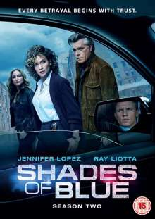 Shades of Blue Season 2 (UK Import), 3 DVDs