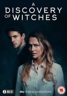 A Discovery of Witches Season 1 (UK Import), 2 DVDs