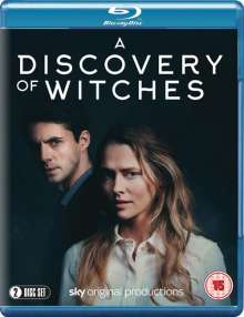 A Discovery of Witches Season 1 (Blu-ray) (UK Import), 2 Blu-ray Discs
