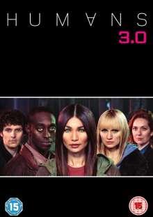 Humans Season 3 (UK Import), 3 DVDs