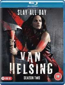 Van Helsing Season 2 (Blu-ray) (UK Import), 4 Blu-ray Discs