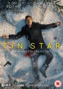 Tin Star Season 2 (UK Import), 3 DVDs