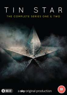 Tin Star Season 1 & 2 (UK Import), 6 DVDs