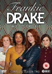 Frankie Drake Mysteries Season 2 (UK Import), 3 DVDs