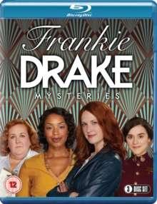 Frankie Drake Mysteries Season 2 (Blu-ray) (UK Import), 3 Blu-ray Discs