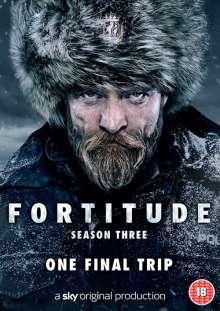 Fortitude Season 3 (UK Import), DVD