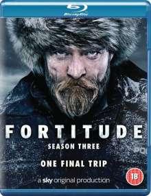 Fortitude Season 3 (Blu-ray) (UK Import), Blu-ray Disc