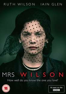 Mrs. Wilson (2018) (UK Import), DVD