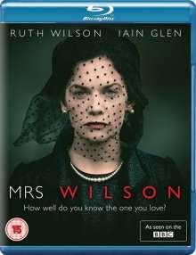 Mrs. Wilson (2018) (Blu-ray) (UK Import), Blu-ray Disc