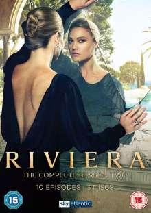 Riviera Season 2 (UK Import), 3 DVDs