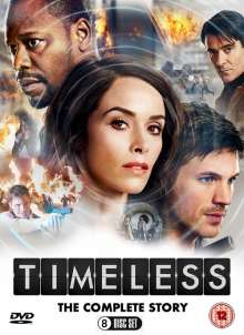 Timeless: The Complete Story (Seasons 1 & 2 & A Miracle At Christmas) (UK Import), 8 DVDs