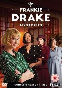 Frankie Drake Mysteries Season 3 (UK Import), 3 DVDs
