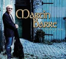 Martin Barre: Order Of Play: Live 2013, CD