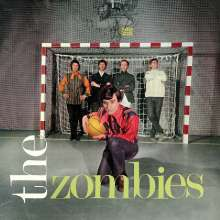 The Zombies: The Zombies (Limited Edition) (Translucent Vinyl), LP