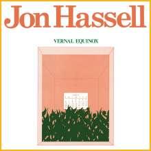 Jon Hassell (1937-2021): Vernal Equinox, CD