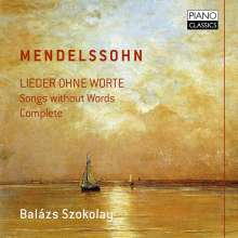 Felix Mendelssohn Bartholdy (1809-1847): Lieder ohne Worte (Ausz.), 2 CDs