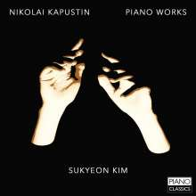 Nikolai Kapustin (1937-2020): Klavierwerke, CD