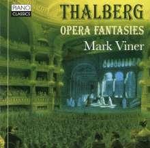 Sigismund Thalberg (1812-1871): Fantasien über Opern, CD