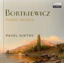 Serge Bortkiewicz (1877-1952): Klavierwerke, CD