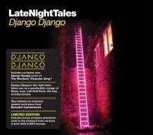 Django Django: Late Night Tales (Limited Edition), CD