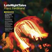 Franz Ferdinand: Late Night Tales (180g) (Limited Edition), 2 LPs