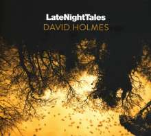 David Holmes: Late Night Tales (CD+MP3), CD
