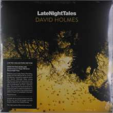 David Holmes: Late Night Tales (180g), 2 LPs