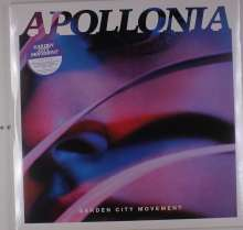 Garden City Movement: Apollonia (Limited-Numbered-Edition) (White Vinyl), 2 LPs