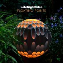 Floating Points: Late Night Tales (180g), 2 LPs