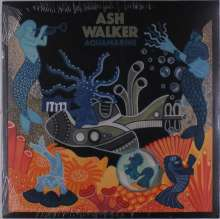 Ash Walker: Aquamarine, LP