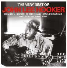 John Lee Hooker: The Very Best Of John Lee Hooker (180g), LP