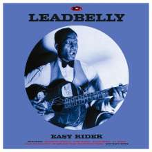 Leadbelly (Huddy Ledbetter): Easy Rider (180g), LP