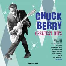 Chuck Berry: Greatest Hits (180g), LP